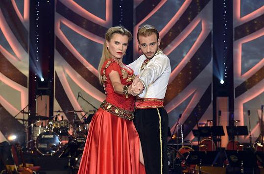 Leona Machálková a Michal Necpál