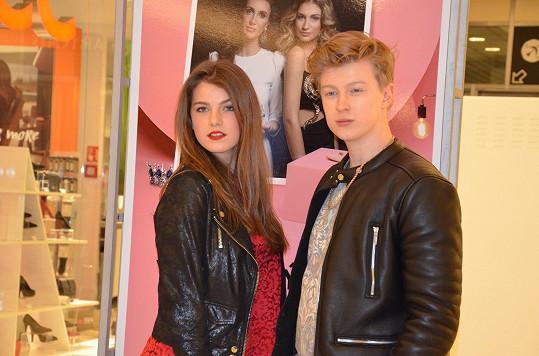 Společně s Adamem Mišíkem už zpívali v Plzni.