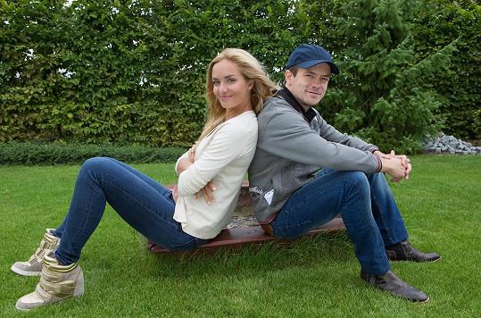 Mádl a Kuchařová budou hrát manžele.
