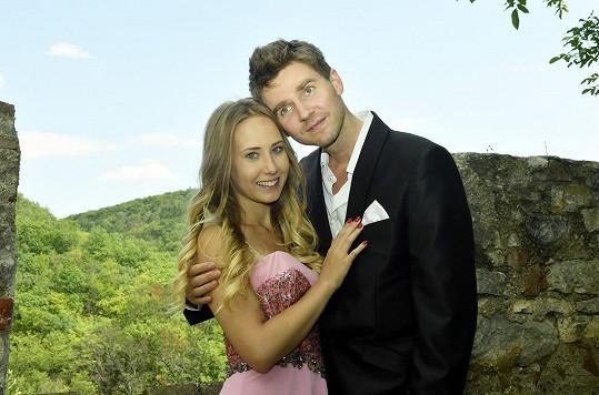 Dva roky byli zasnoubeni.