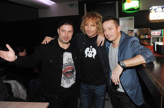 Tři Petrové - Kolář, Nagy a Bende