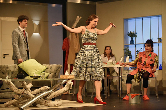V představení Hledám ženu, nástup ihned, které uvede Divadlo Palace.