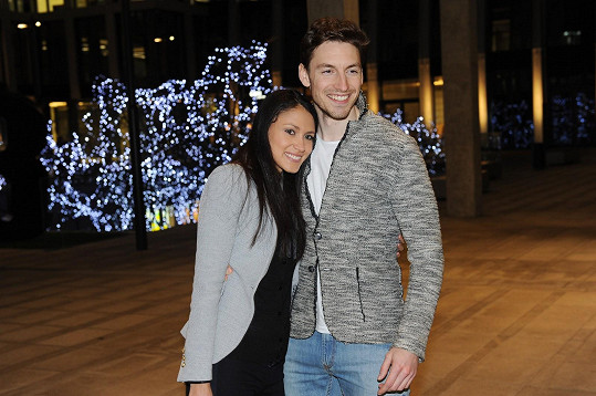 Martin s expřítelkyní Denise