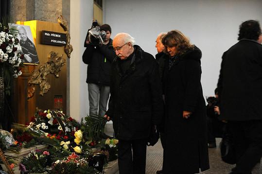 Či Juraj Herz s Martinou Hudečkovou