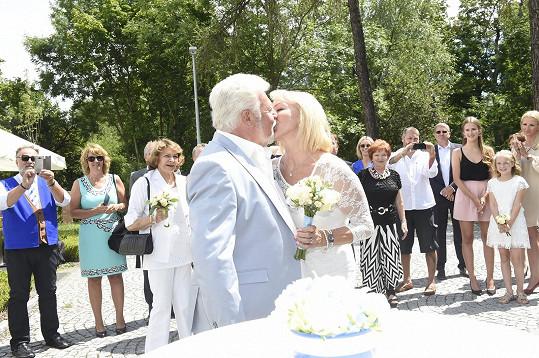 Milan Drobný a jeho třetí svatba