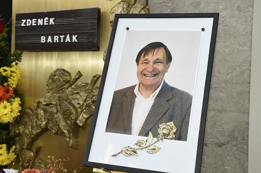 Zdeněk Barták zemřel ve věku nedožitých devadesáti let.