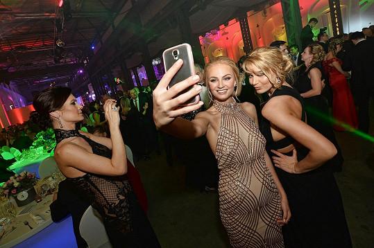 Nutná selfie
