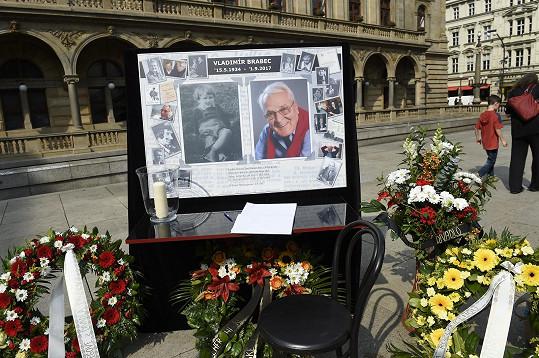 Vzpomínka na Vladimíra Brabce