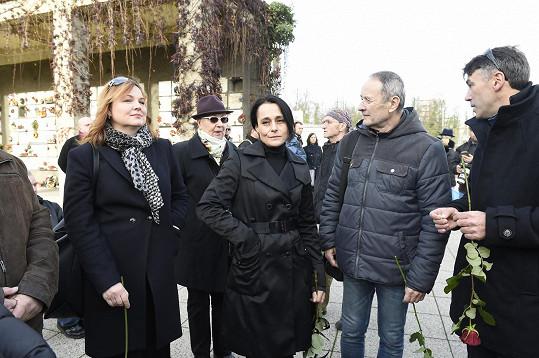 Kamila Špráchalová a Vendulka Křížová