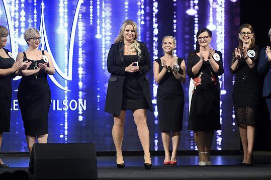 Navrhovala modely pro finalistky soutěže Batist Nej sestřička.