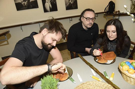 Josef Vágner bude trávit Velikonoce s rodinou.