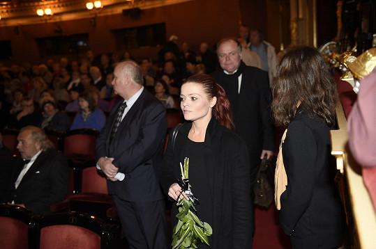 Igor Bareš s manželkou Antonií Talackovou. Vlevo Kristián Kodet