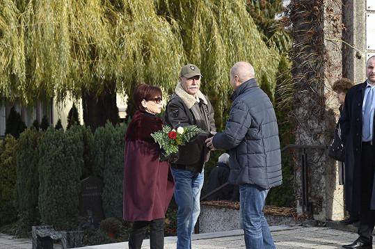 Marta Skarlandtová s manželem