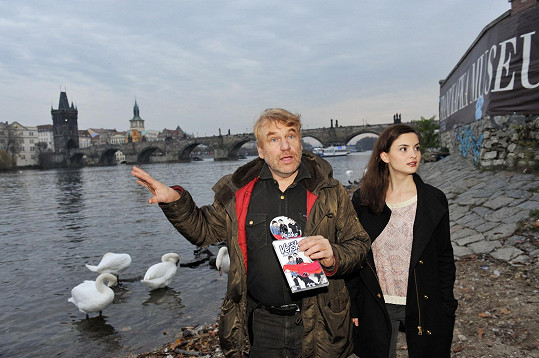 Tomáš Vorel a Eva Josefíková