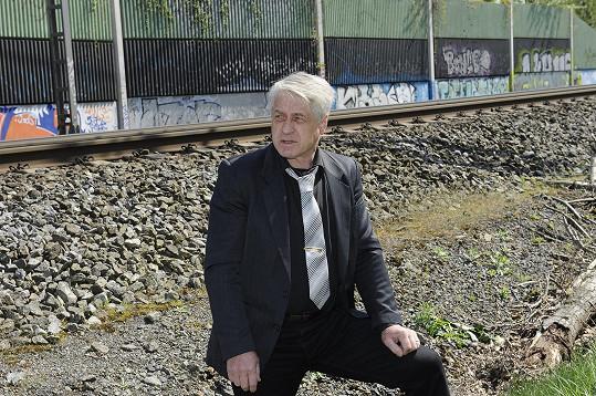 Josef Rychtář vypadal náležitě utrápeně.