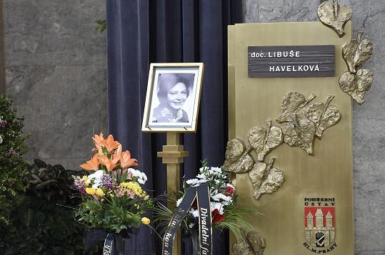 Libuše Havelková zemřela ve věku 92 let.