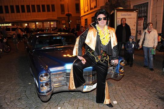 Kutnohorský Elvis Presley Milan Hroch