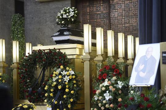 Pohřeb Karla Štědrého