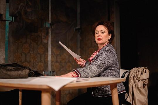 Ilona Svobodová už se těší, až se otevřou divadla.