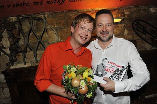 Aleš Cibulka a Michal Jagelka
