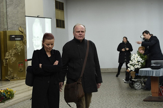 Igor Bareš s Antonií Talackovou