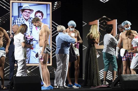 Na Kateřinu vyšel letošní vítěz Vojta Urban.
