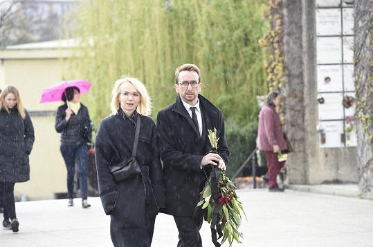 Jana Plodková a Jakub Žáček