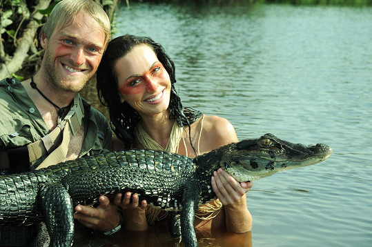 Jakub Vágner a Eliška Bučková se do sebe zamilovali na expedici v Amazonii.
