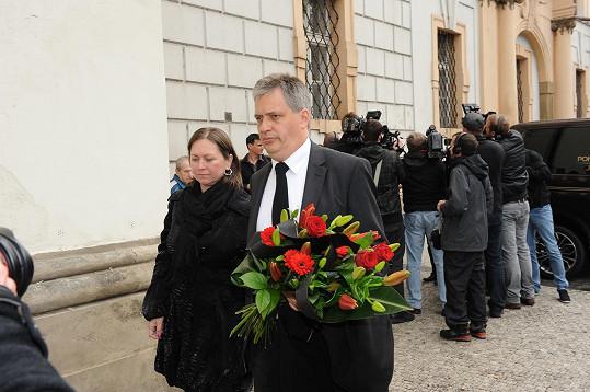 Politik Jiří Dienstbier mladší
