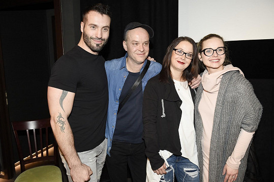 Kristýnu ke kaskadérskému činu vyburcoval režisér Jan Novák.