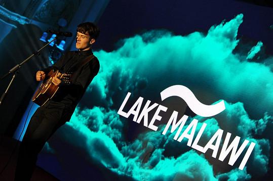 Se svou skupinou Lake Malawi chtějí do Eurovize.