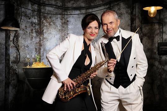 Tereza Kostková a Marek Eben ke StarDance nerozlučně patří již 9 let.