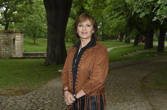 Matušková prozradila, že se chystá turné k připomínce jejího muže a také muzikálové představení z jeho písní.