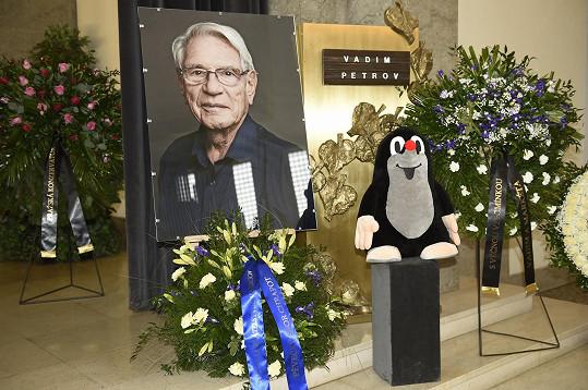 Vadim Petrov zemřel 7.12. ve věku 88 let.