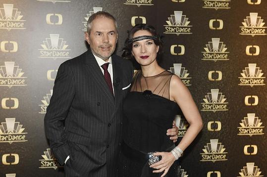 Marek Eben a Tereza Kostková, na které Šinkorová hned poznala, že vypadne.