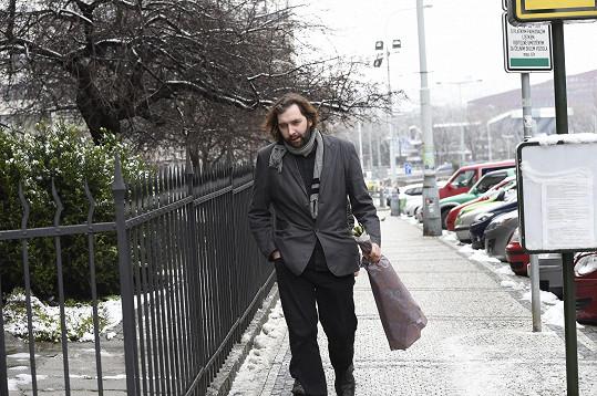 Jaroslav Hanuš, syn Jaroslavy Hanušové se rozhodl podat trestní oznámení na herečku Obermaierovou.