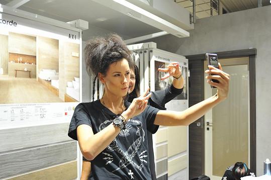 Bez selfie by Katka neodešla.