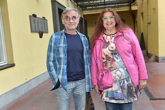 Olda s Dášou jsou partneři v životě i na pódiu už více než rok.