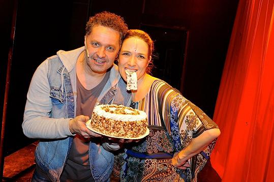 Martin oslavil 52. narozeniny.