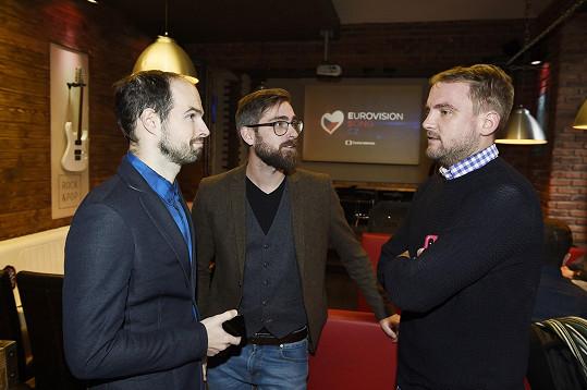S českým vysíláním Eurovize je Libor pevně spojený.