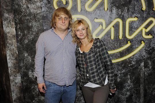 Lukáš Pavlásek a Lucie Hunčárová
