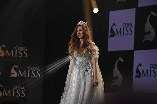 Michaela Habáňová dnes předá pomyslné žezlo nové České Miss.