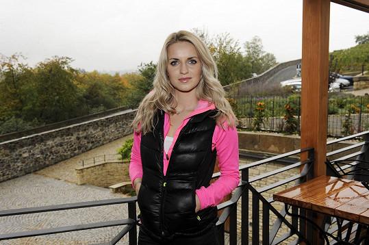 Gabriela Gunčíková bývá v Česku jen pár týdnů v roce.