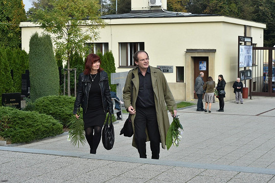 Herci z Ulice Ljuba Krbová a Adrian Jastraban