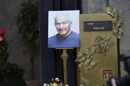 Pavlík zemřel minulou sobotu.