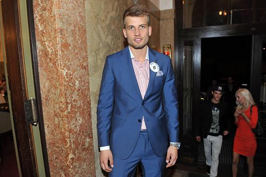 Tomáš Dumbrovský je nejkrásnějším mužem Česka.