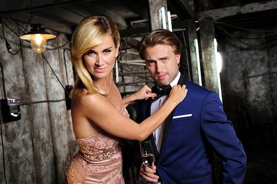 DJ Lucca bude tančit s Michalem Kurtišem.
