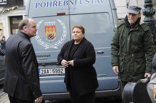 Igor Bareš, Pavla Tomicová a Jiří Schmitzer