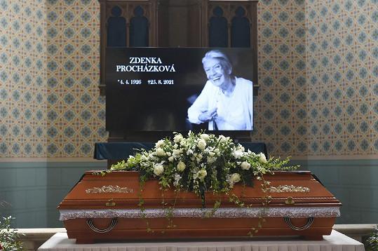 Zdenka Procházková hrála i v prvorepublikových filmech.