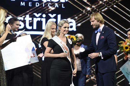 Blahopřál jí i ministr zdravotnictví Adam Vojtěch.